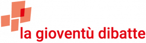 La gioventù dibatte Logo