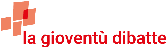 Logo La gioventù dibatte